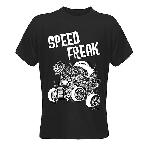 SPEED FREAK RAT ROD T SHIRT