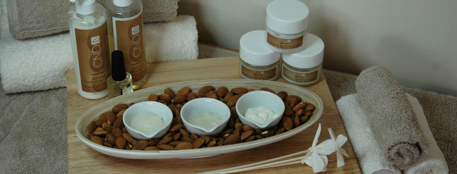 Almond Spa Manicure