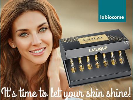 Bereite deine Haut auf den Winter vor! Lass dein Gesicht strahlen und das so glamourös, wie nie zuvo