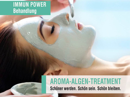 Aroma Algen Treatment - endlich da!