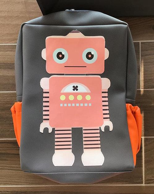 תיק גב רובוט