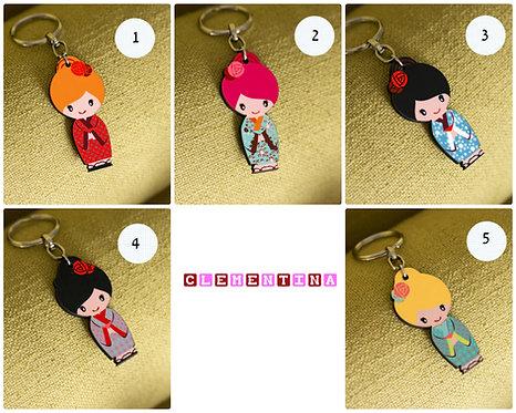 מחזיק מפתחות יפנית