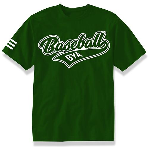 BYA Baseball Tail