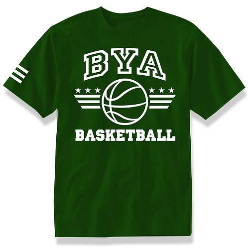 BYA Basketball Wings