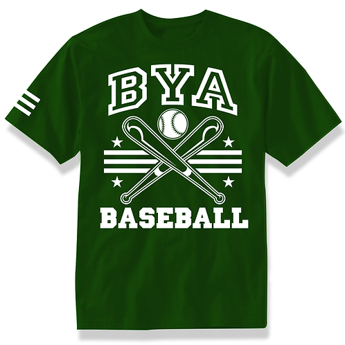 BYA Baseball Bats