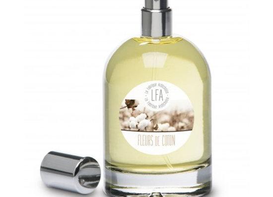 """Parfum d ambiance """" fleur de coton"""""""