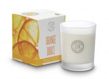 """Bougie """"Orange douce"""""""