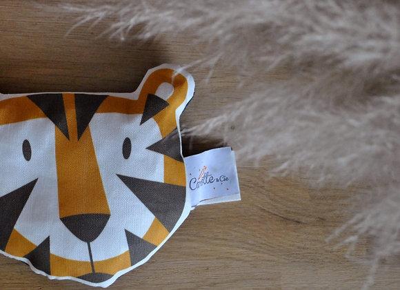 Bouillotte sèche bio Tigre