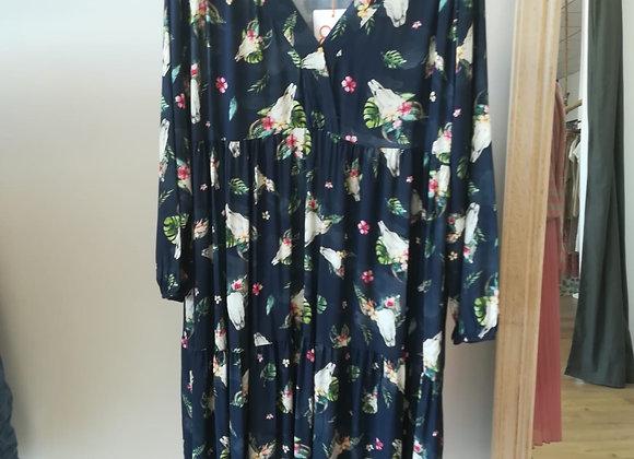 Robe Longue Buffle