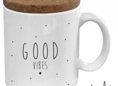 """Mug """"Good Vibes"""""""