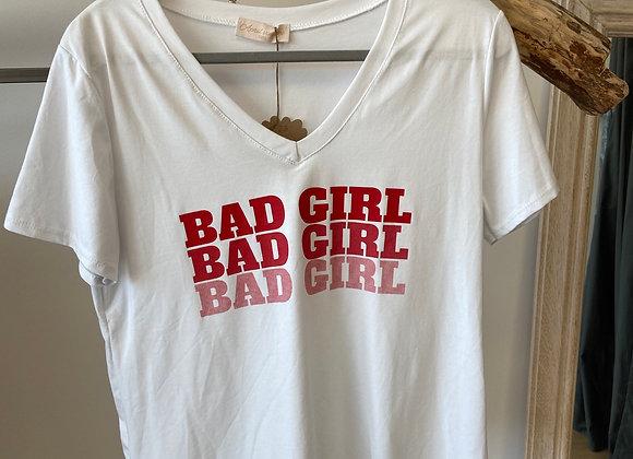 T-shirt Bad Girl