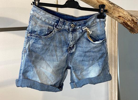 Short jean clair