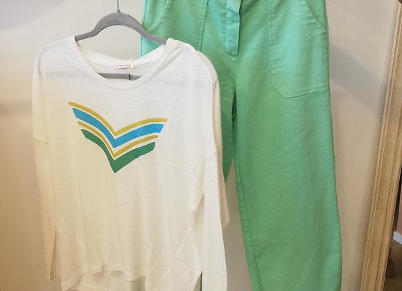 Pantalon green