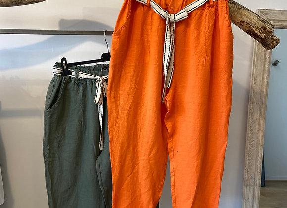 Pantalon Capucine