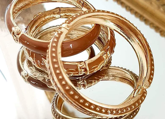 Bracelet Amok Pois