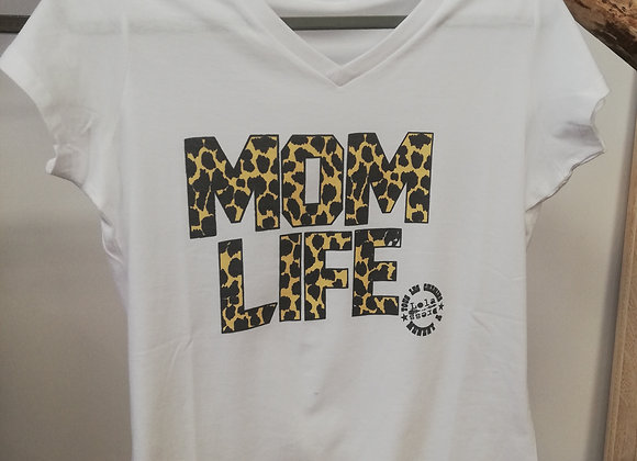 T shirt Mom Life