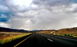 Highway 70 through Utah