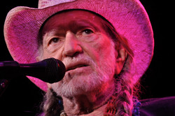 Willie Nelson at Pacific Ampitheatre