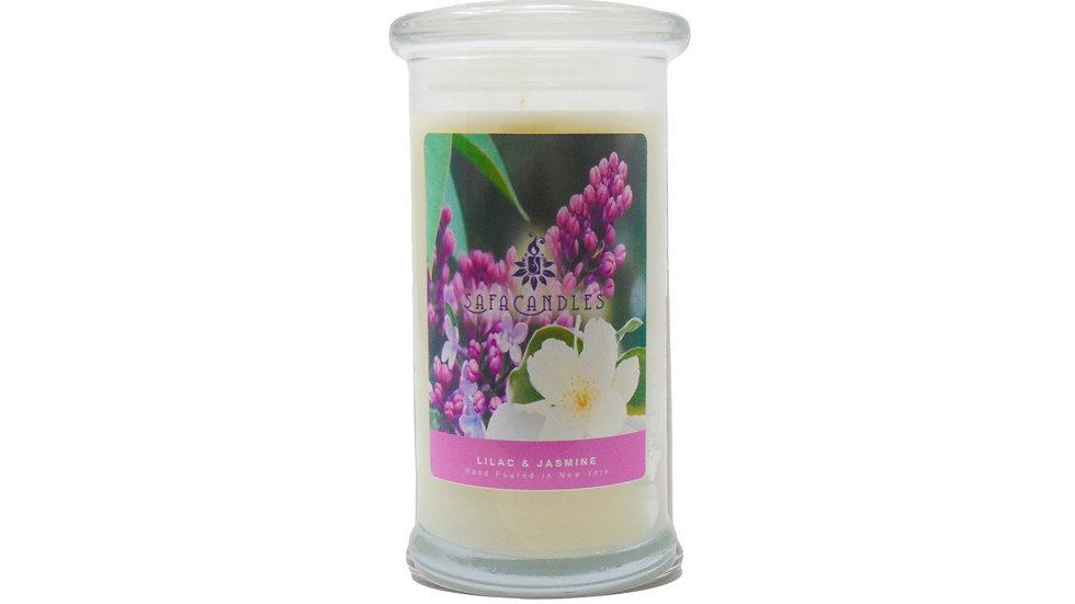 Lilac & Jasmine Large Jar