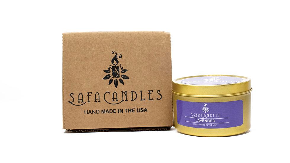 Lavender Gold Travel Tin