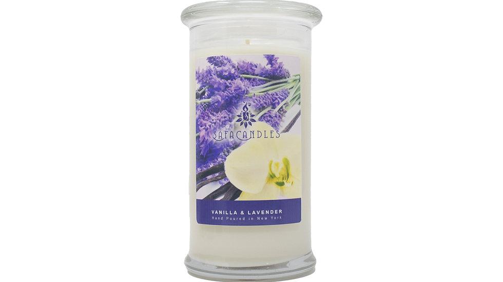 Vanilla & Lavender Large Jar