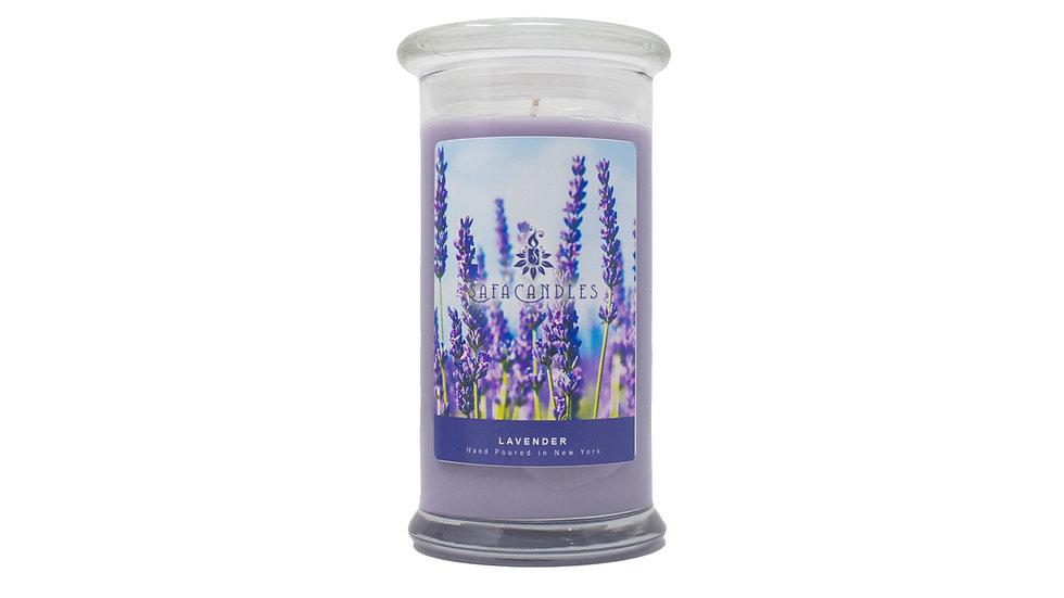 Lavender Large Jar