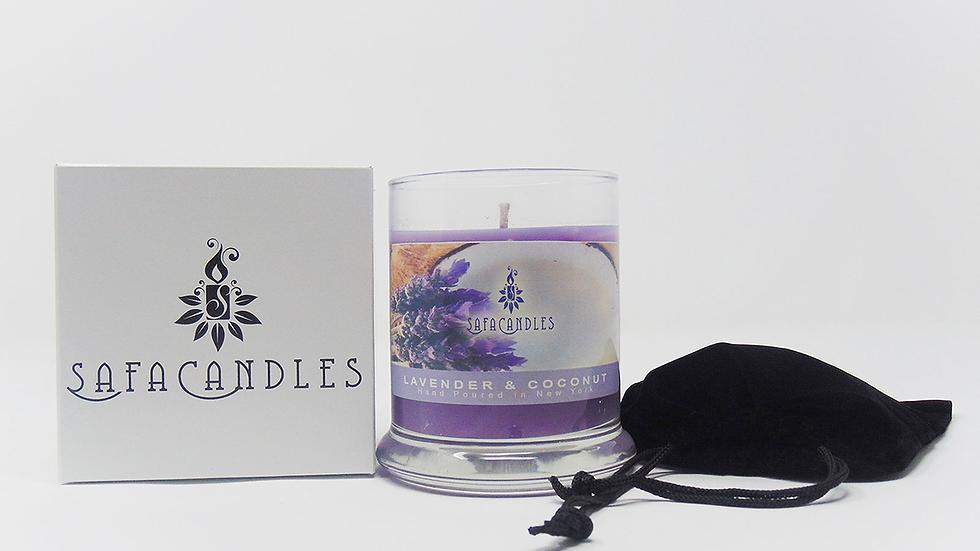 Lavender & Coconut