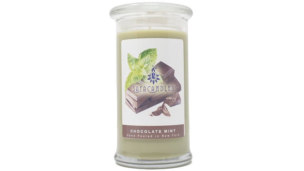 Mint Chocolate Large Jar