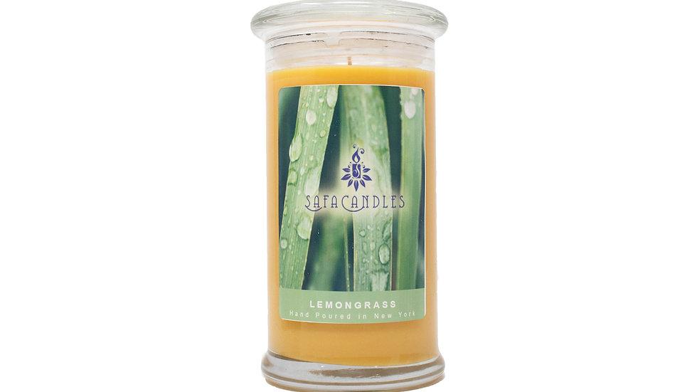 Lemongrass Large Jar