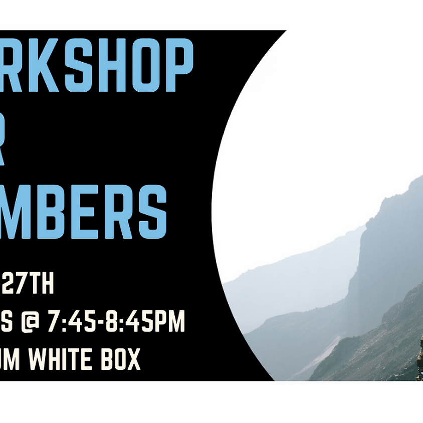 Workshop for Climbers