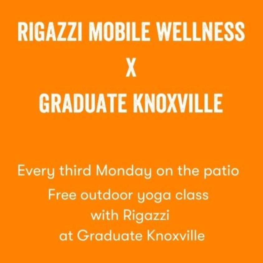 Graduate Knox + Rigazzi