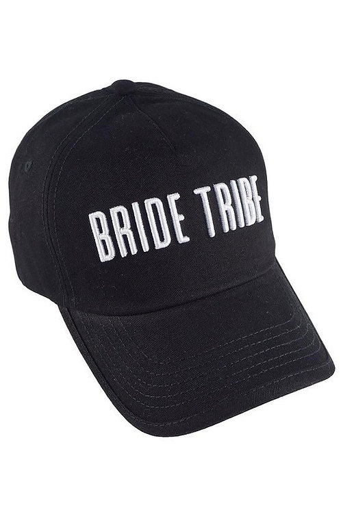 Embroidered Bride Tribe Ball Cap