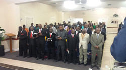 Men's Ministry in Action