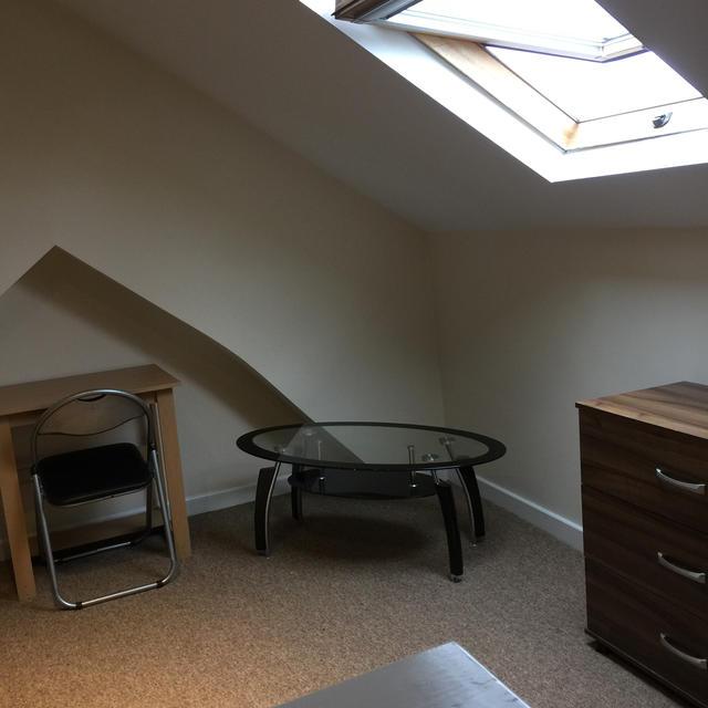 Double En-Suite Room - Lounge