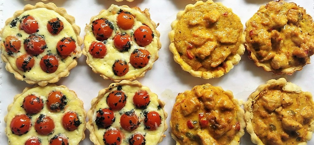 QUICHES INDIVIDUALES