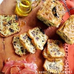 Pan de Brie / Pan de queso de cabra