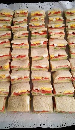 Sandwiches triples clásicos