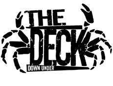 The Deck Down Under Logo