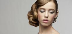 Style hair model