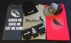 blackbird custom apparel