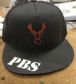 Punch Bowl Social embroidery hats