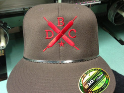 Denver Biscuit Company embroidery