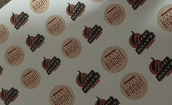 Atomic Cowboy custom stickers