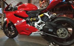Motorcycle custom decal