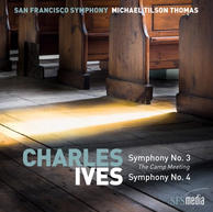 Ives- Symphony No. 3, %22The Camp Meetin