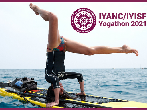 Yogathon and Summer Updates