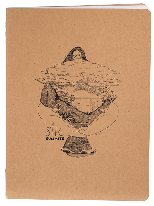 She Summits Notebook