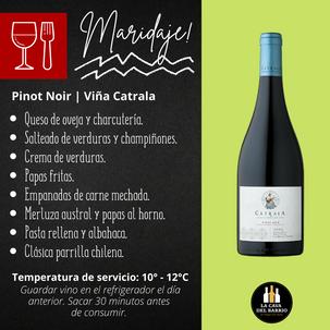 Catrala | Pinot Noir