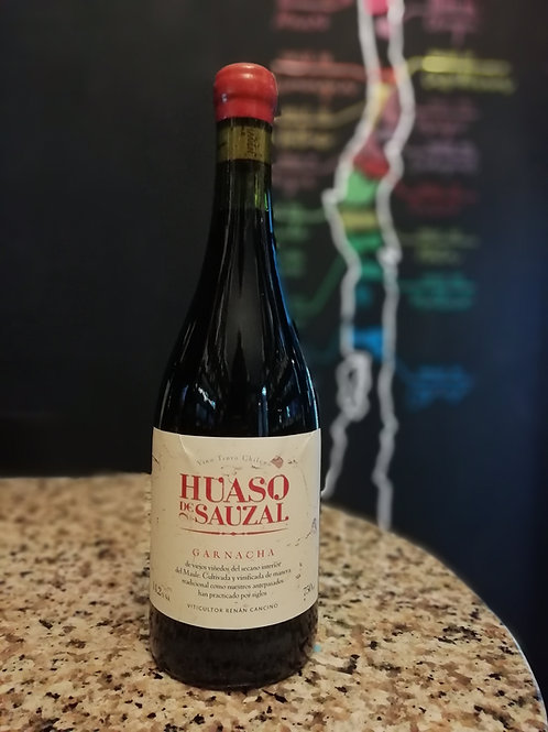 Huaso de Sauzal | Garnacha