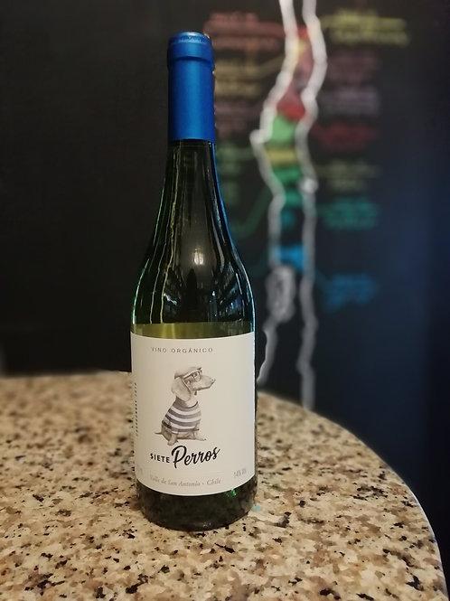 Casalibre | Siete Perros | Chardonnay